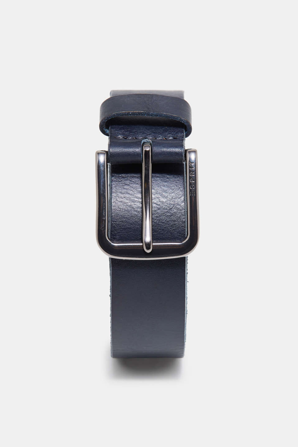 Esprit - Timeless belt made of robust leather