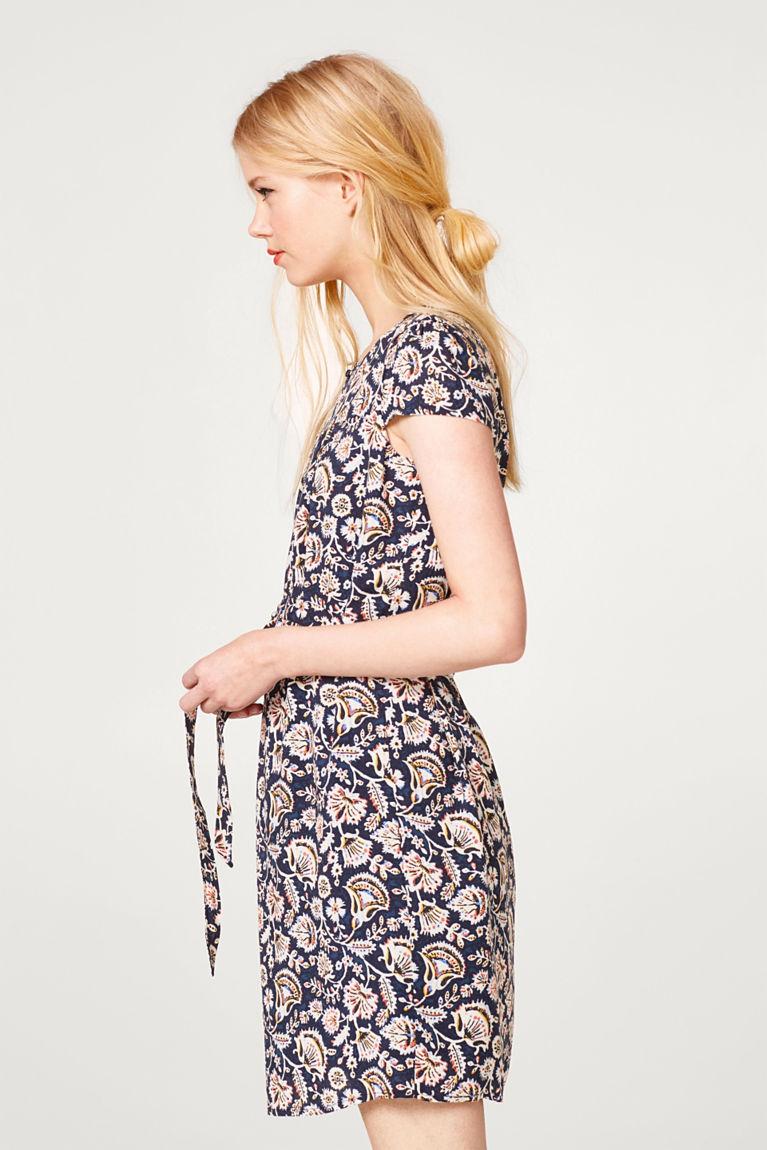 Leichtes Kleid mit schönen Sommer-Prints