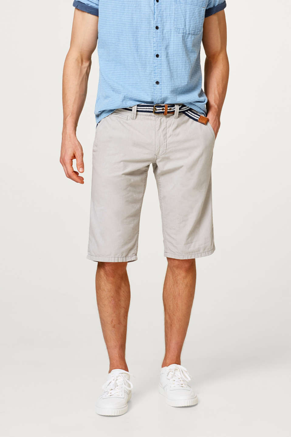 Esprit - Chino shorts, 100% cotton