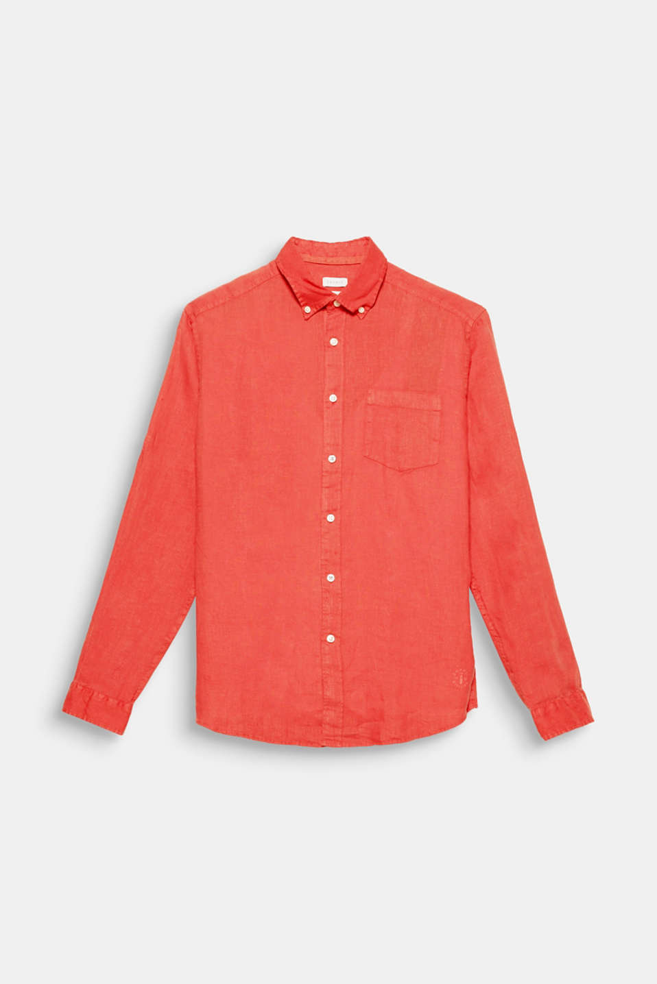 The high-quality, airy and lightweight denim fabric ensures this shirt is super comfortable to wear.
