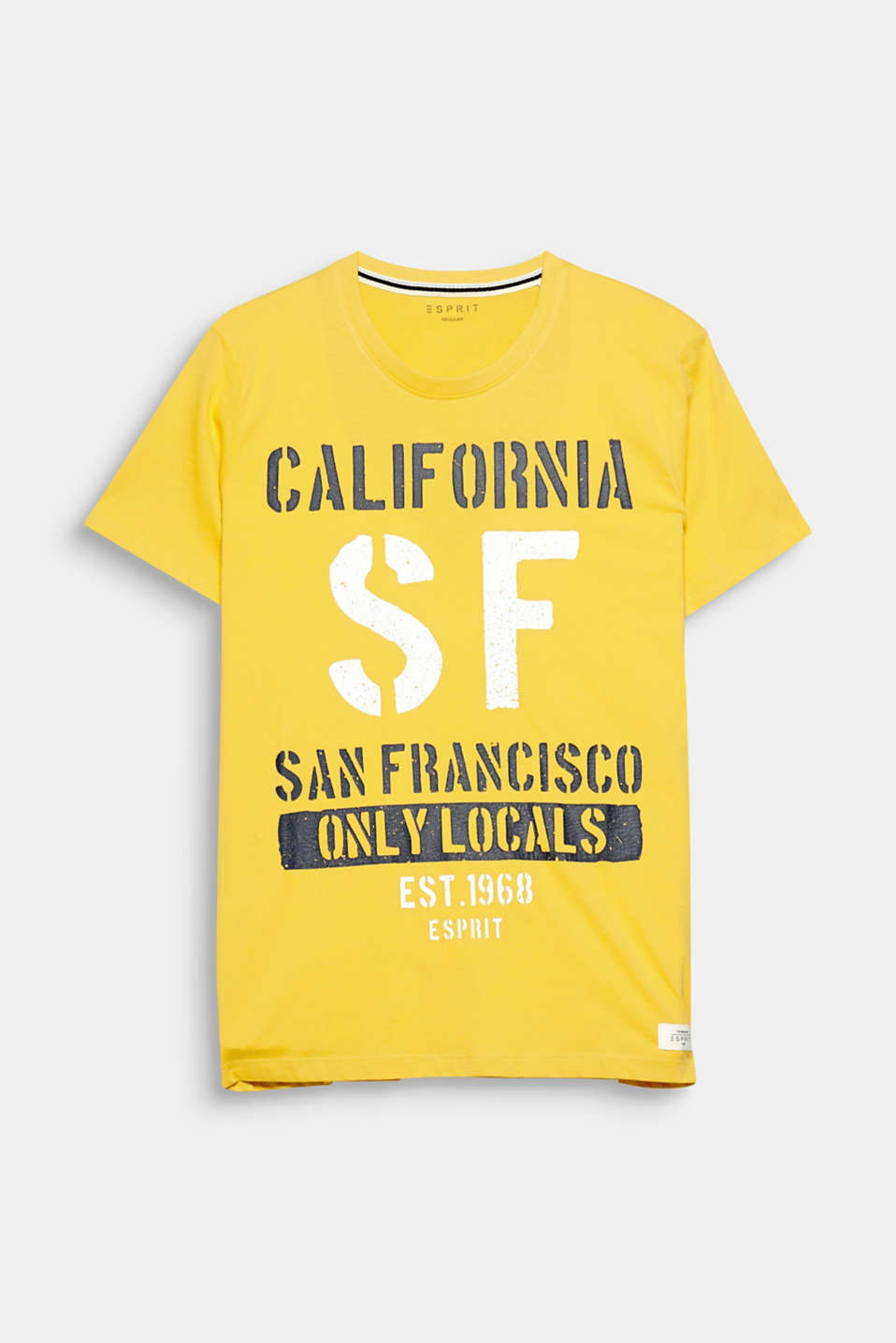 It's time for another Vacation ! Un imprimé, un message - sur ce t-shirt en pur coton.