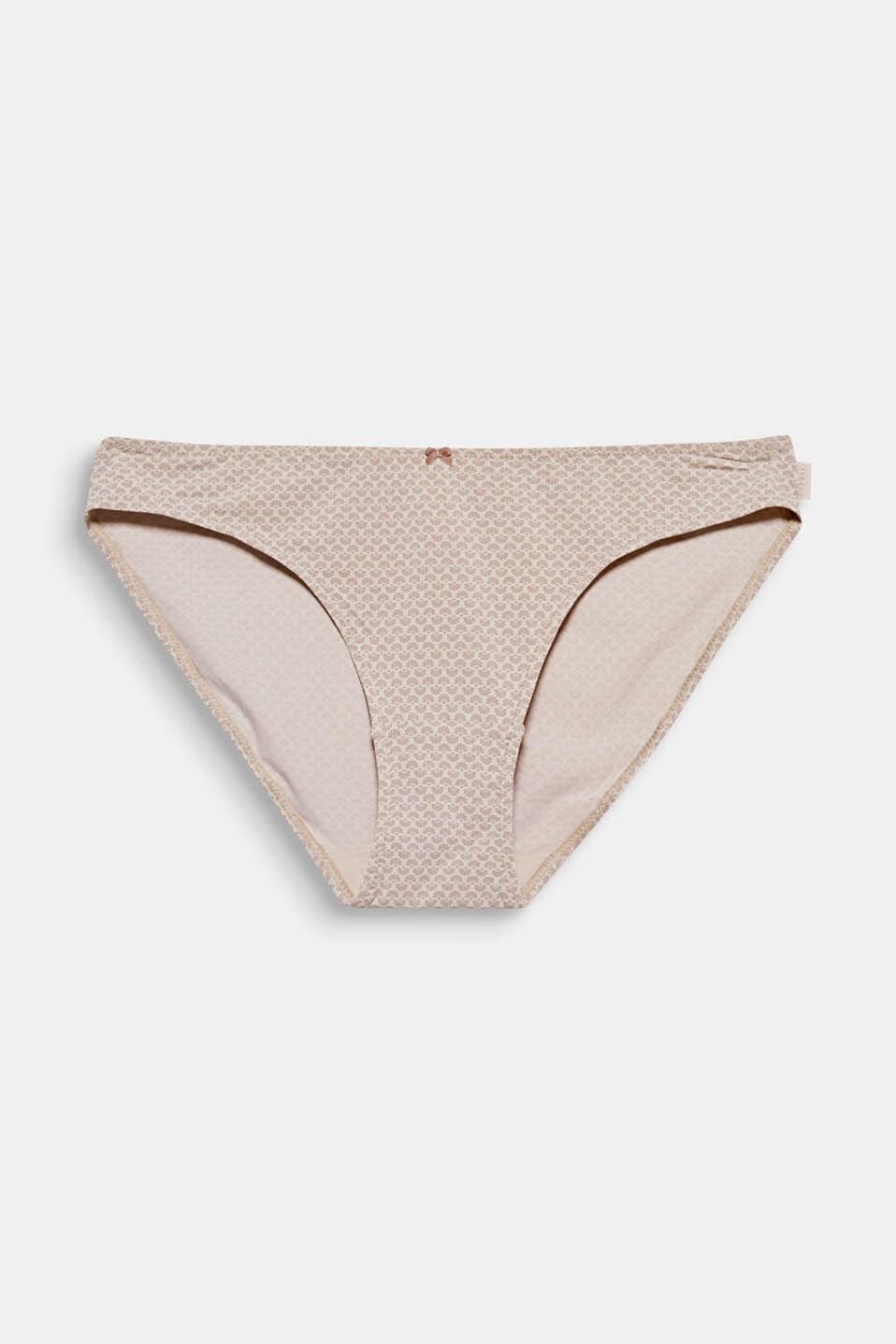 BROOME FASHION collection – The stylised shell print accentuates the light and airy style of these hipster briefs in a smooth material mix!