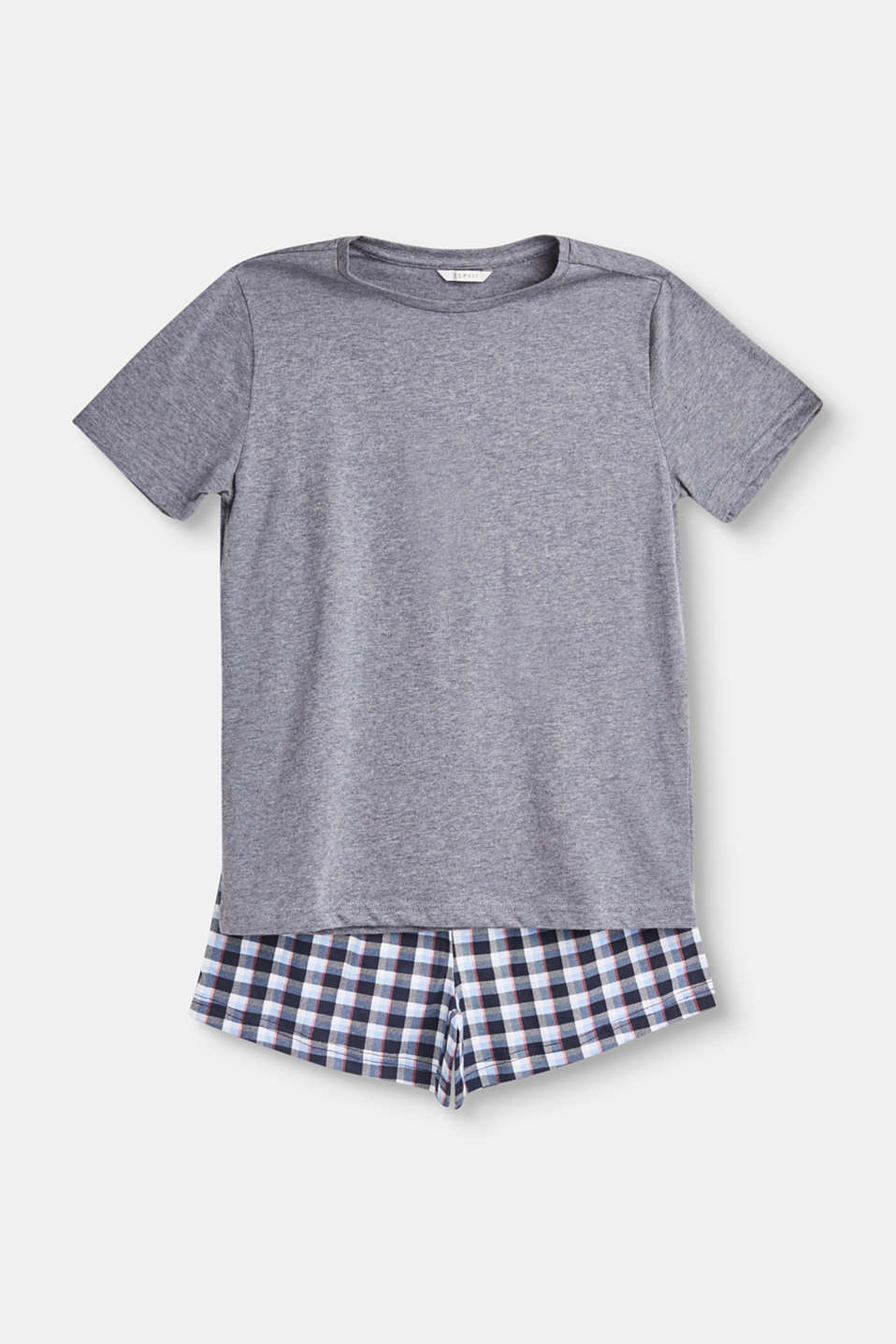 Esprit - Pyjama set in soft jersey