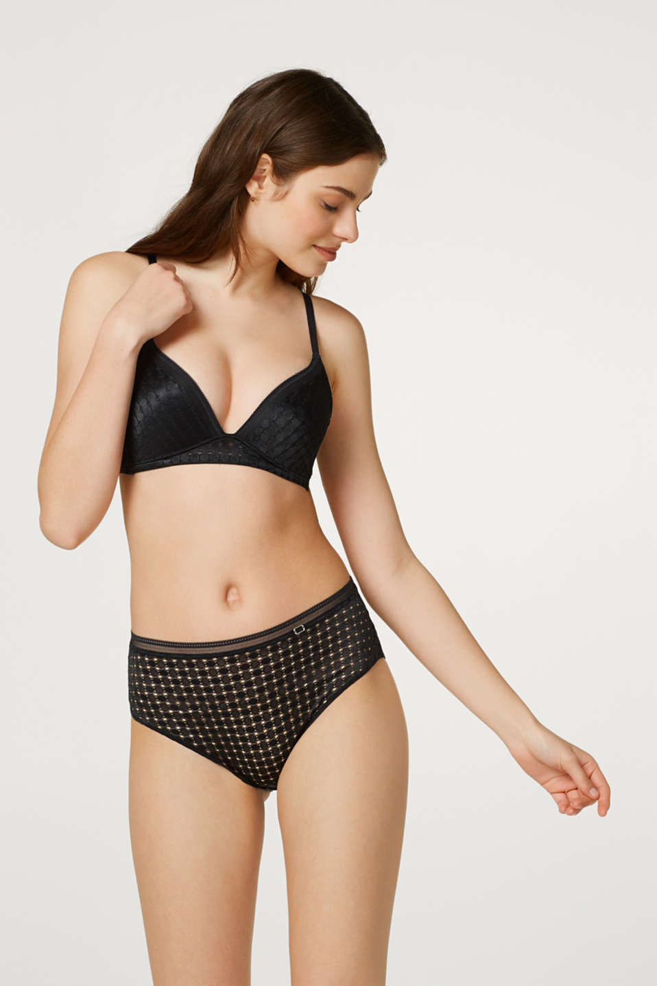 Esprit - NYE SG push-up sans armatures en dentelle