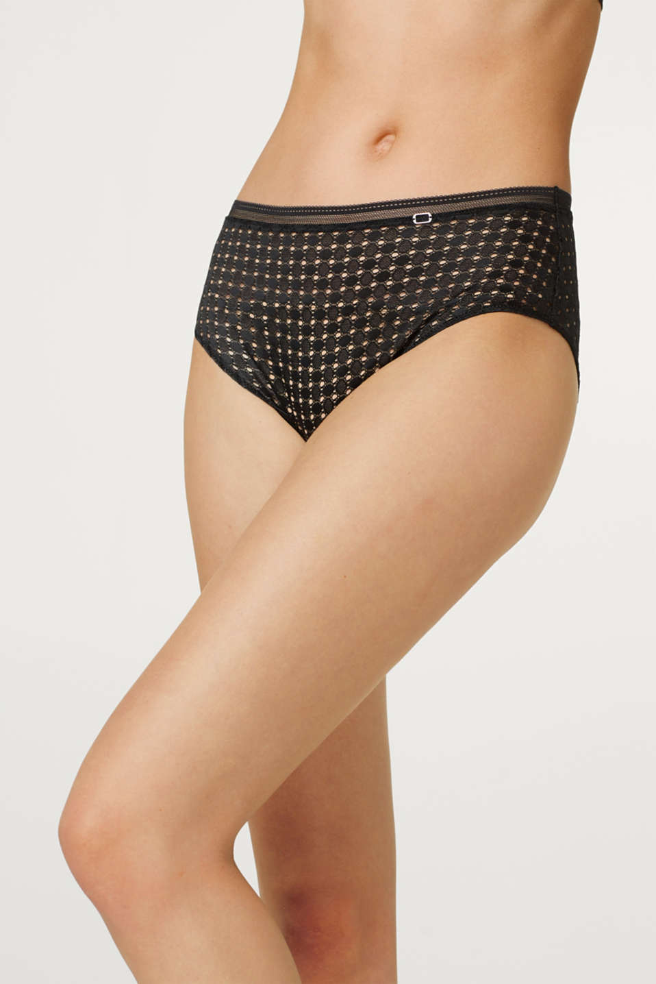 NY EDITION broderie anglaise briefs