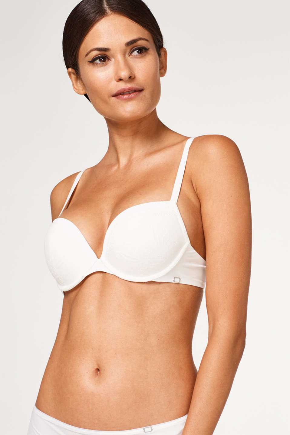 Esprit - NYE push-up bra with elegant lace