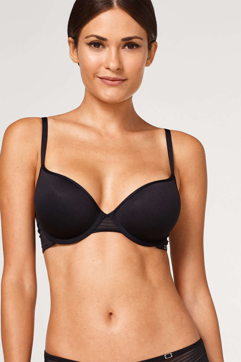 Esprit - NYE padded underwire bra with spacer cups