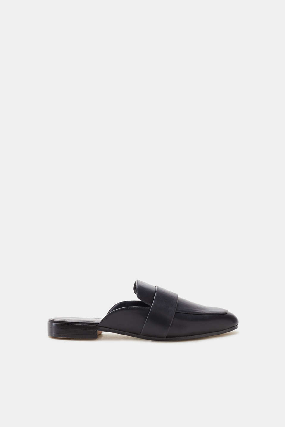 Esprit - Faux leather loafers