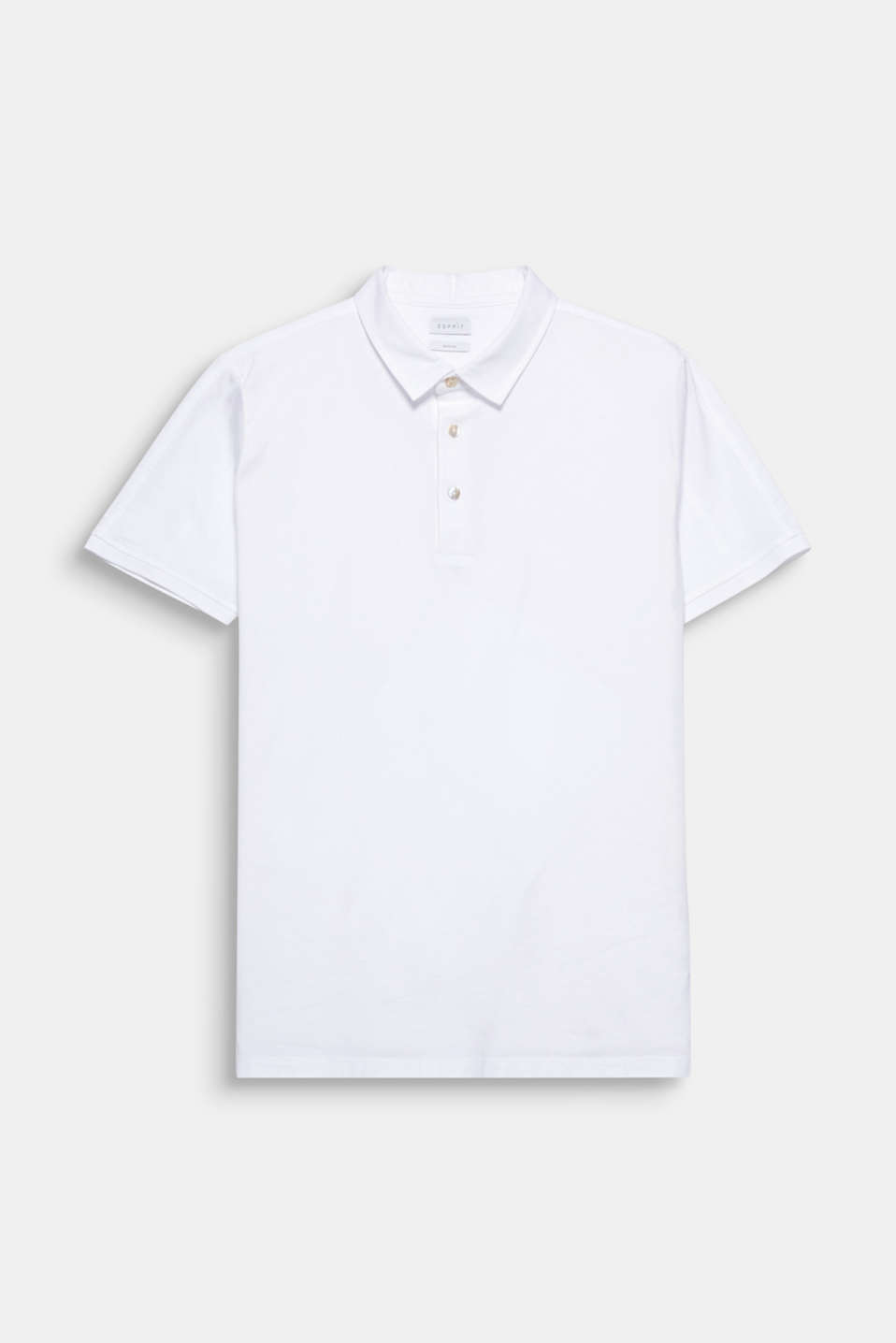 A fashion classic: the polo shirt.