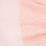 Woven scarf with textured block stripes, LIGHT PINK, swatch