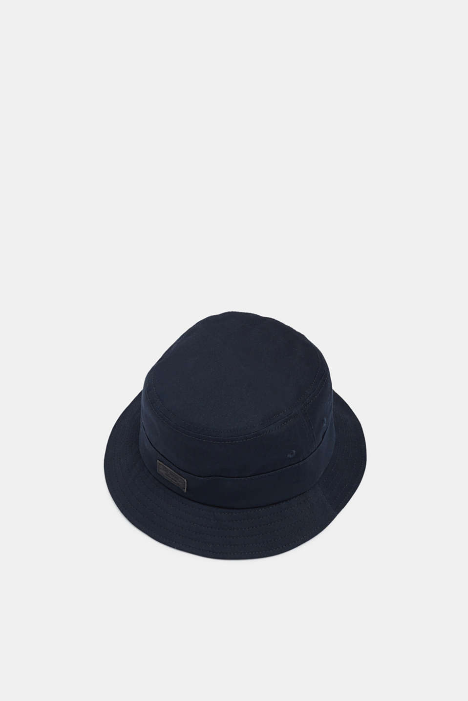 edc - Bucket hat in cotton canvas