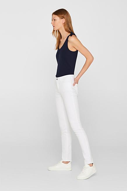 98a7df2fb81b Esprit jeans med extra smala ben för damer i Esprits Online-Shop