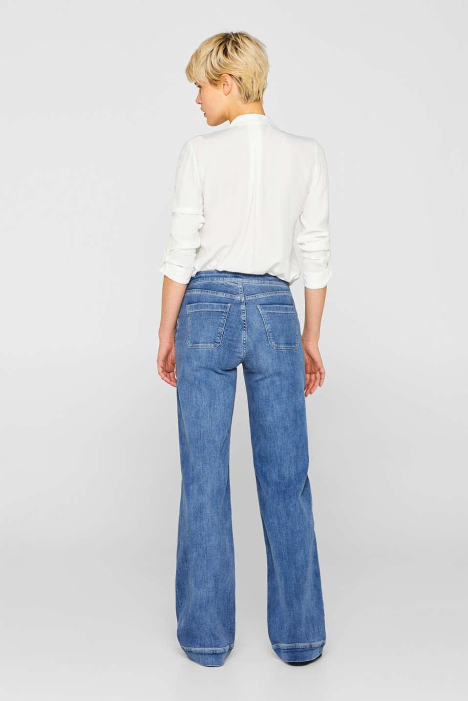 Pants denim, BLUE LIGHT WASH, detail image number 3