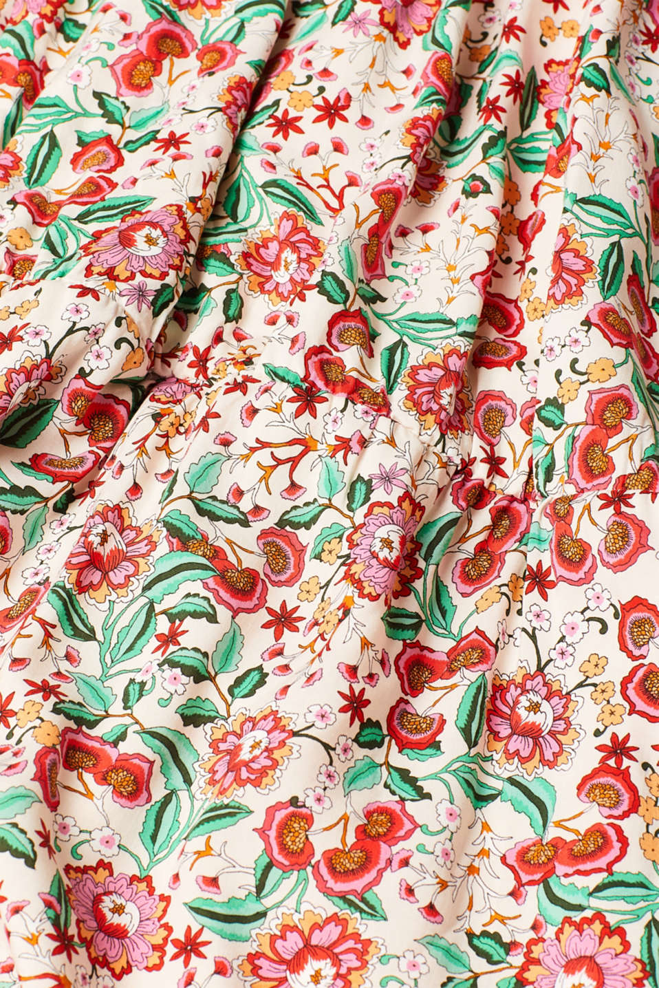 Dresses light woven, OFF WHITE, detail image number 4