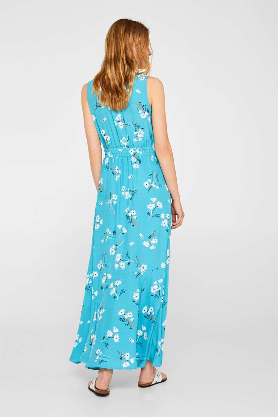 Dresses light woven, TEAL GREEN, detail image number 2