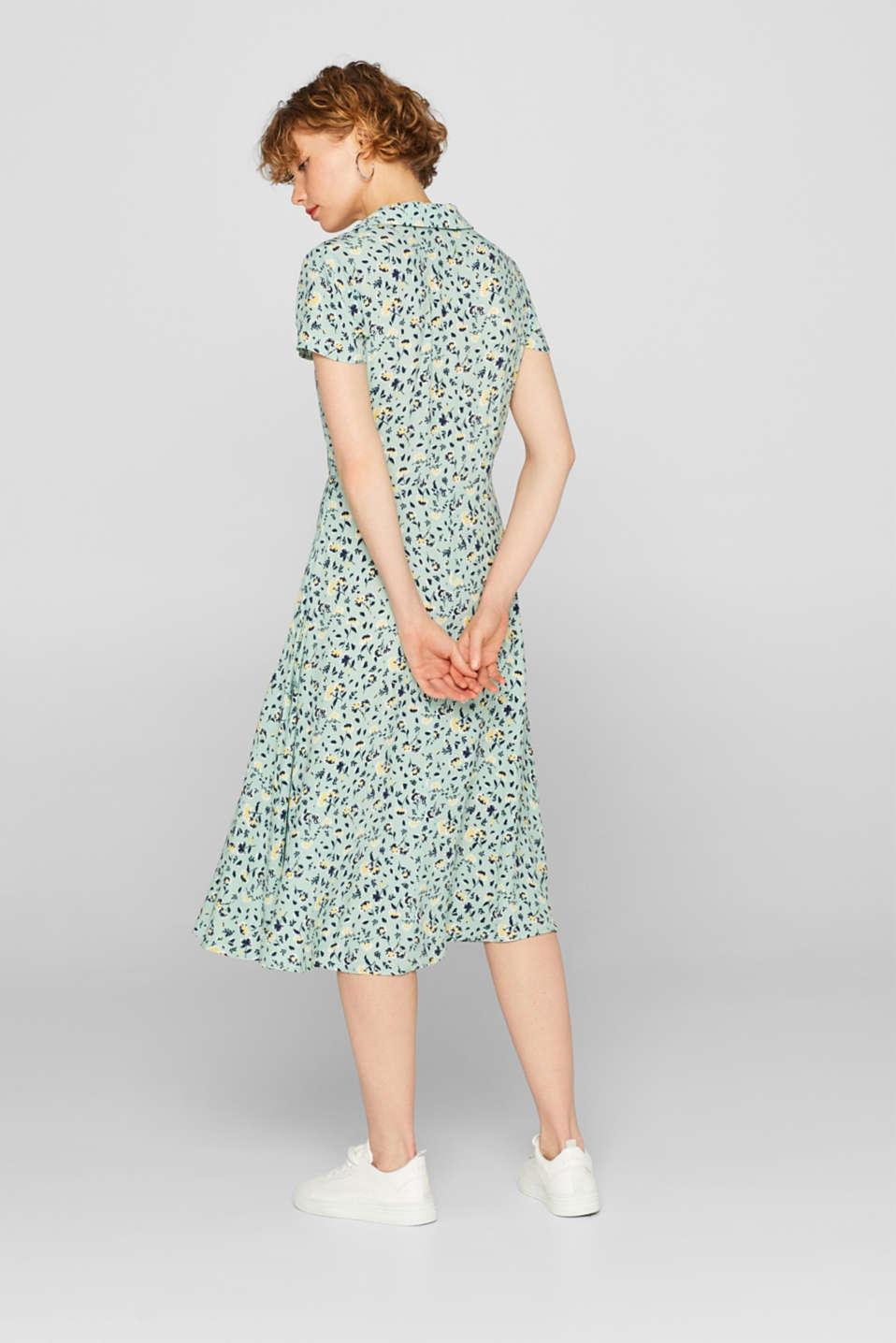 Dresses light woven, LIGHT AQUA GREEN, detail image number 2