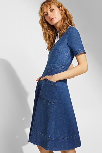 8b86d6216f Sukienka z rozszerzaną spódnicą