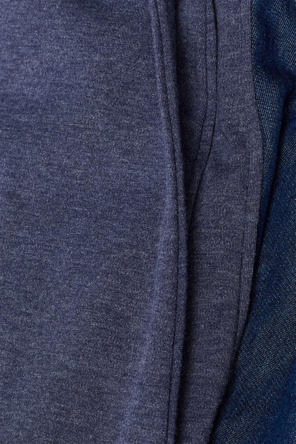 Jackets indoor woven, BLUE MEDIUM WASH, detail image number 2