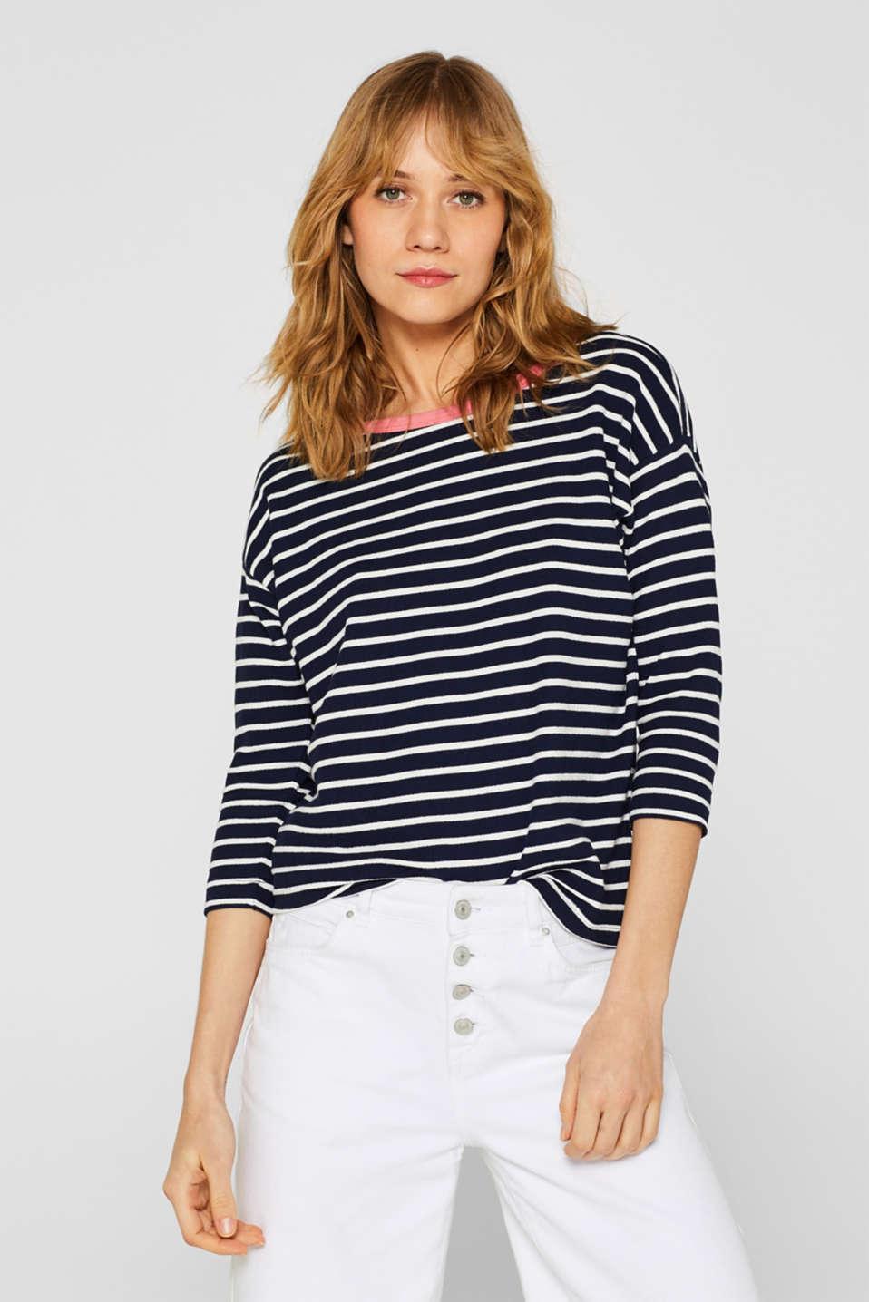 Sweatshirts, NAVY 2, detail image number 2