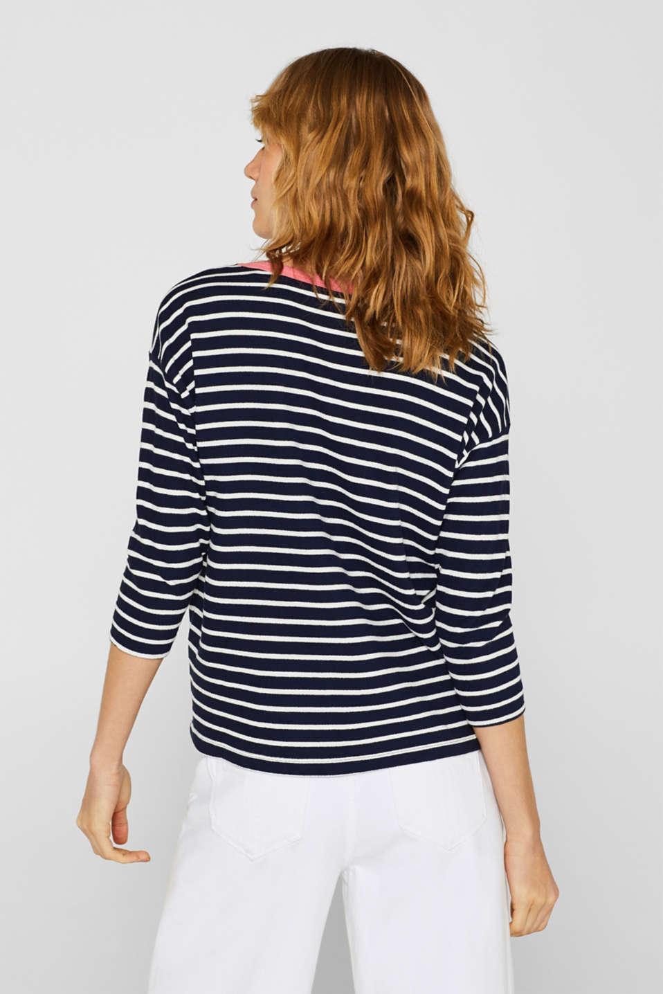 Sweatshirts, NAVY 2, detail image number 4