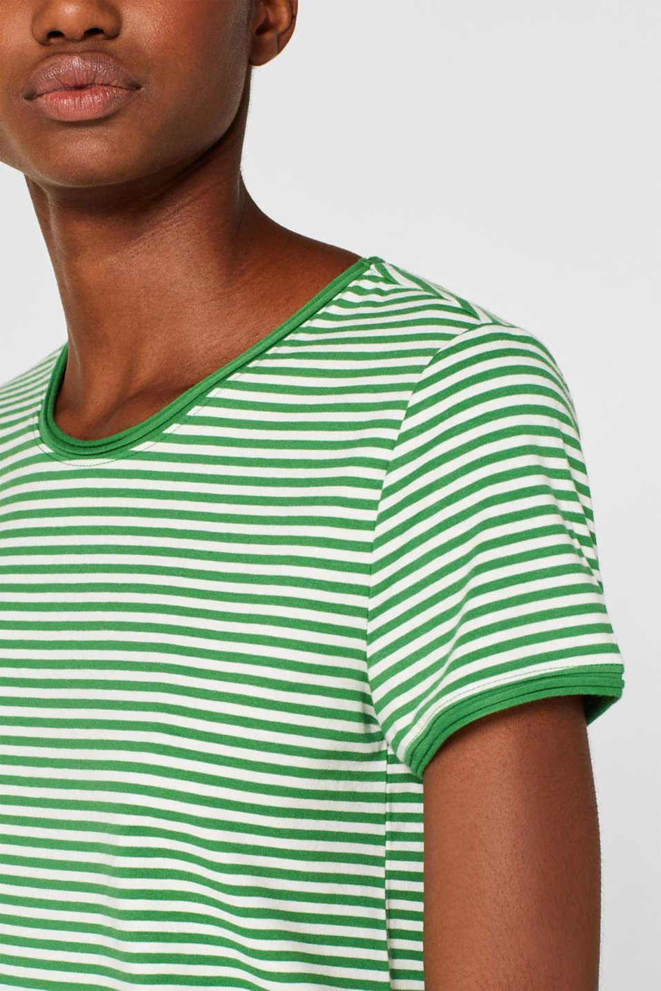 T-Shirts, DARK GREEN, detail image number 2
