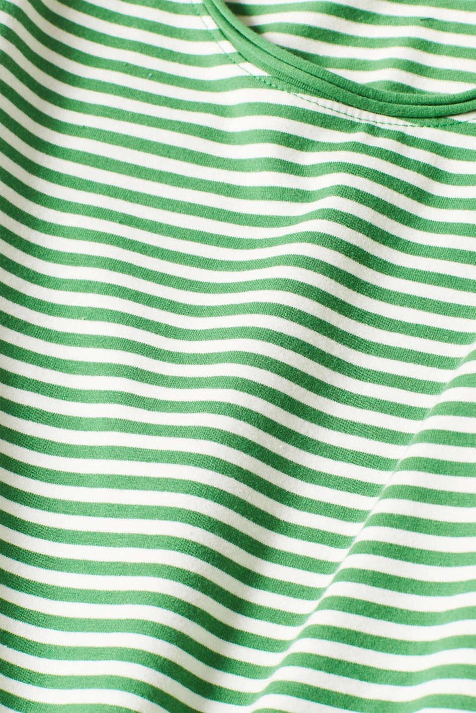 T-Shirts, DARK GREEN, detail image number 4
