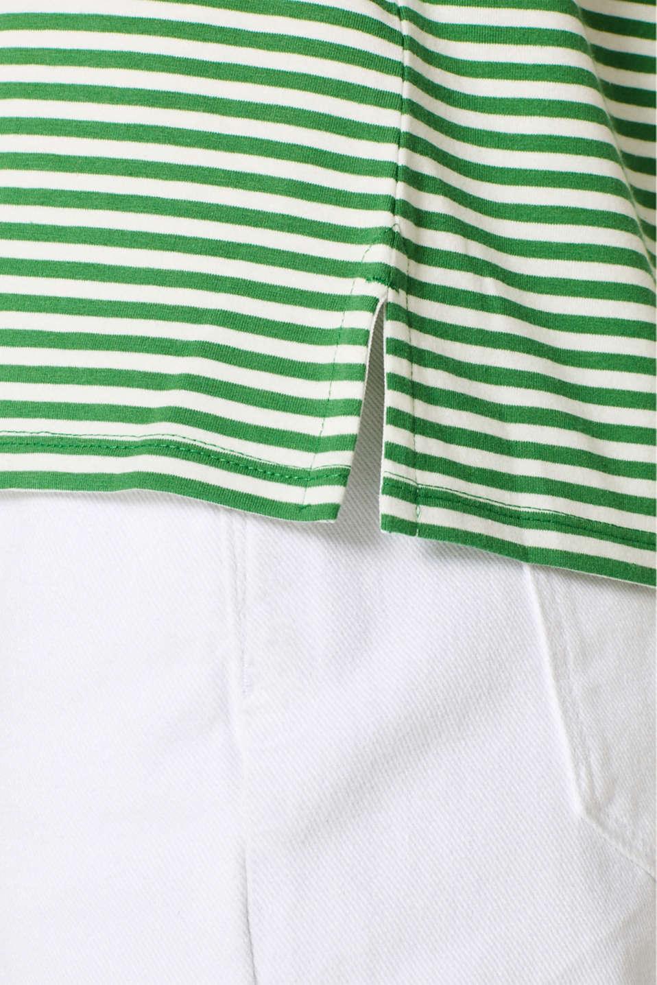 T-Shirts, DARK GREEN, detail image number 5