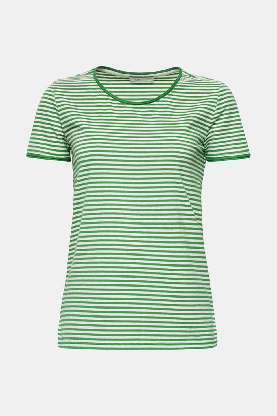T-Shirts, DARK GREEN, detail image number 7