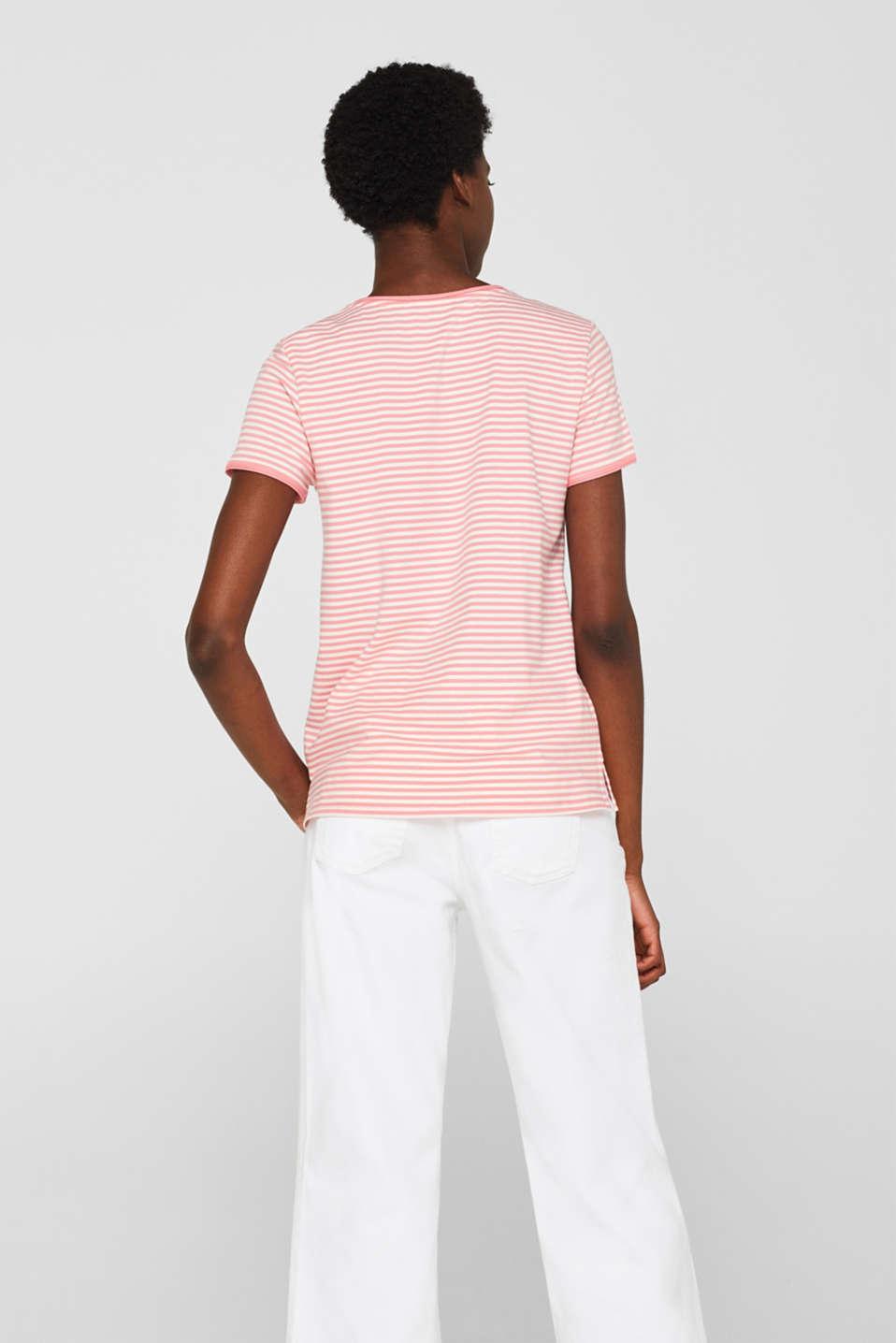 T-Shirts, PINK, detail image number 3