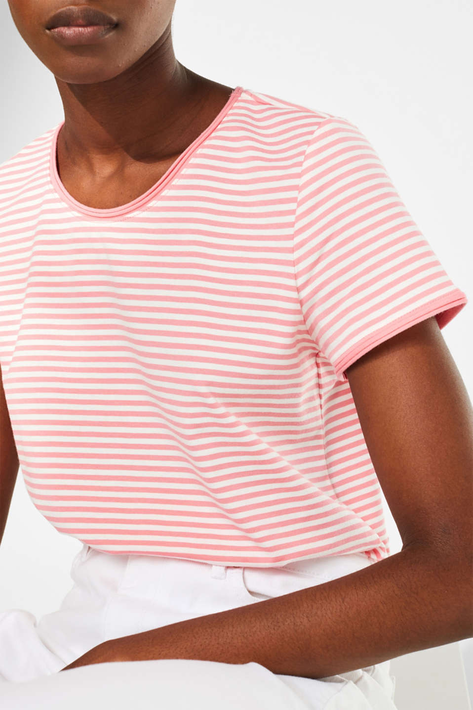 T-Shirts, PINK, detail image number 2