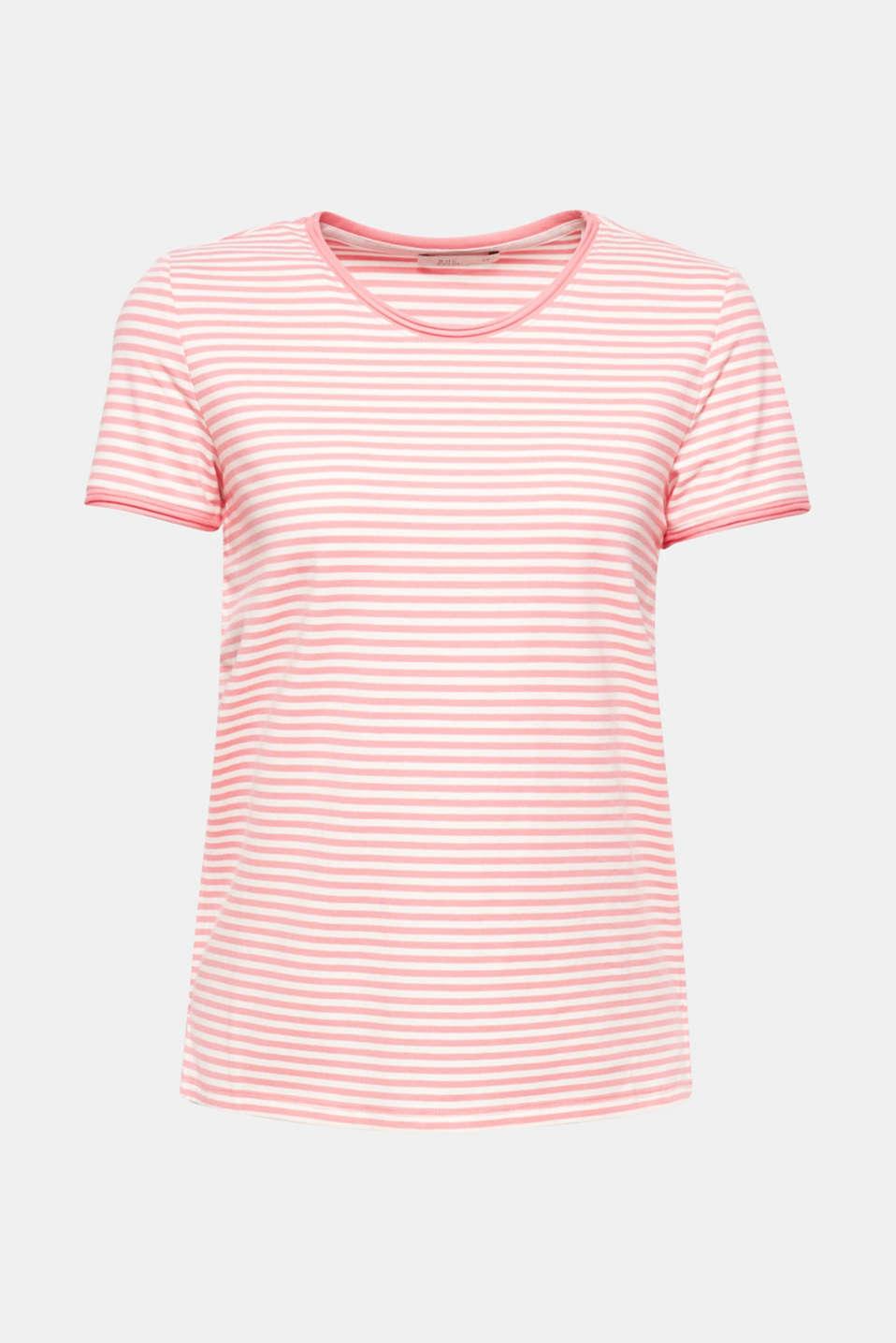 T-Shirts, PINK, detail image number 7