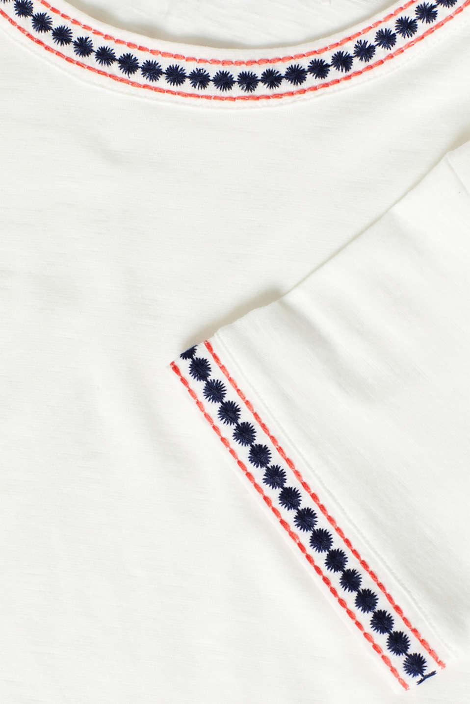T-Shirts, OFF WHITE, detail image number 3