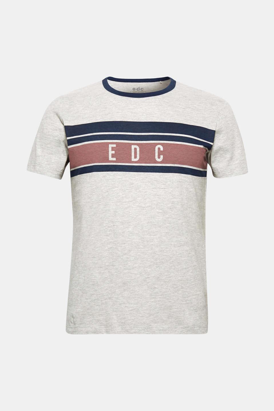 T-Shirts, LIGHT GREY, detail image number 7