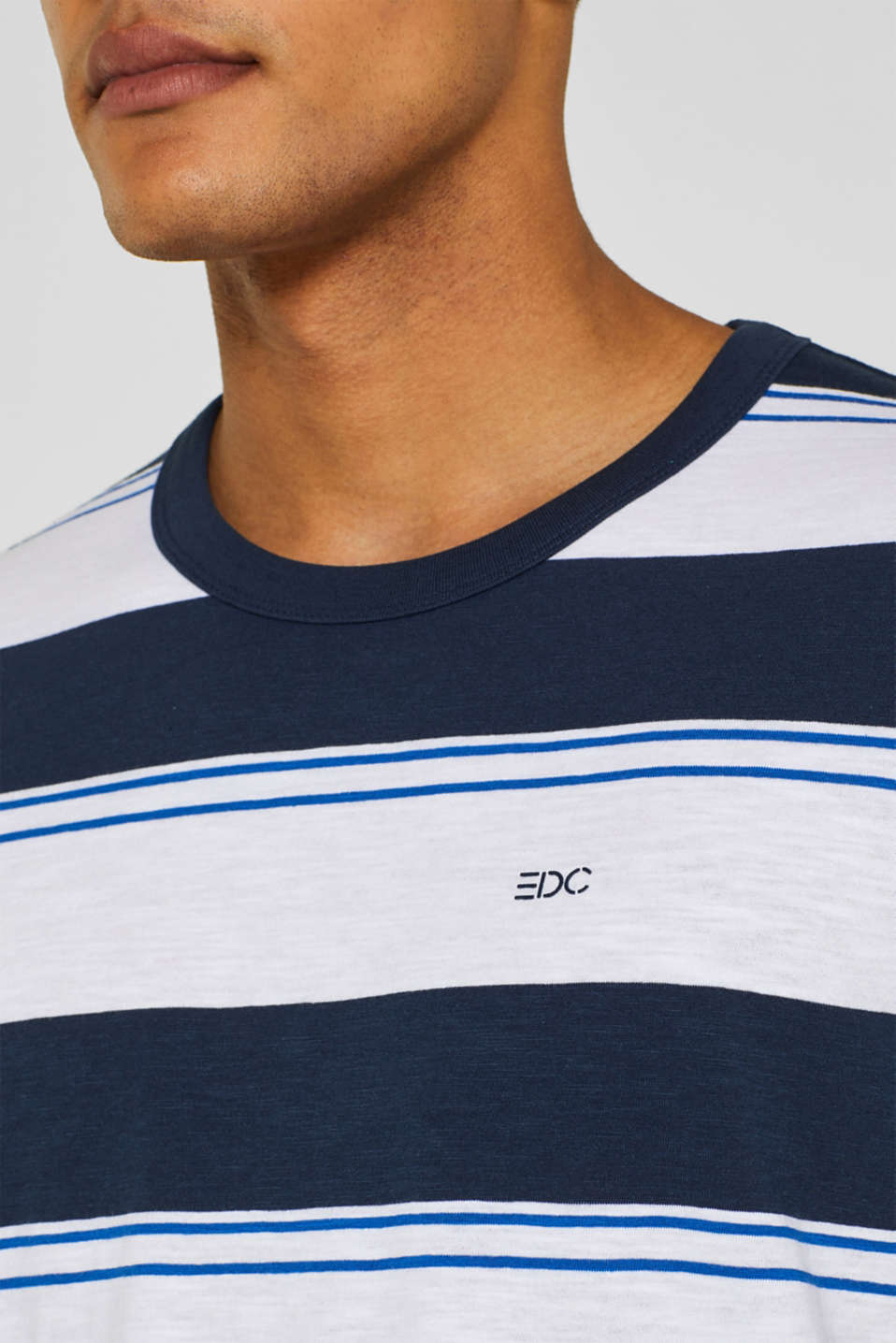 T-Shirts, NAVY, detail image number 1