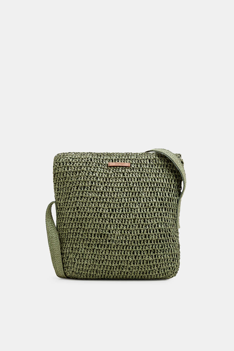 Esprit - Bast shoulder bag