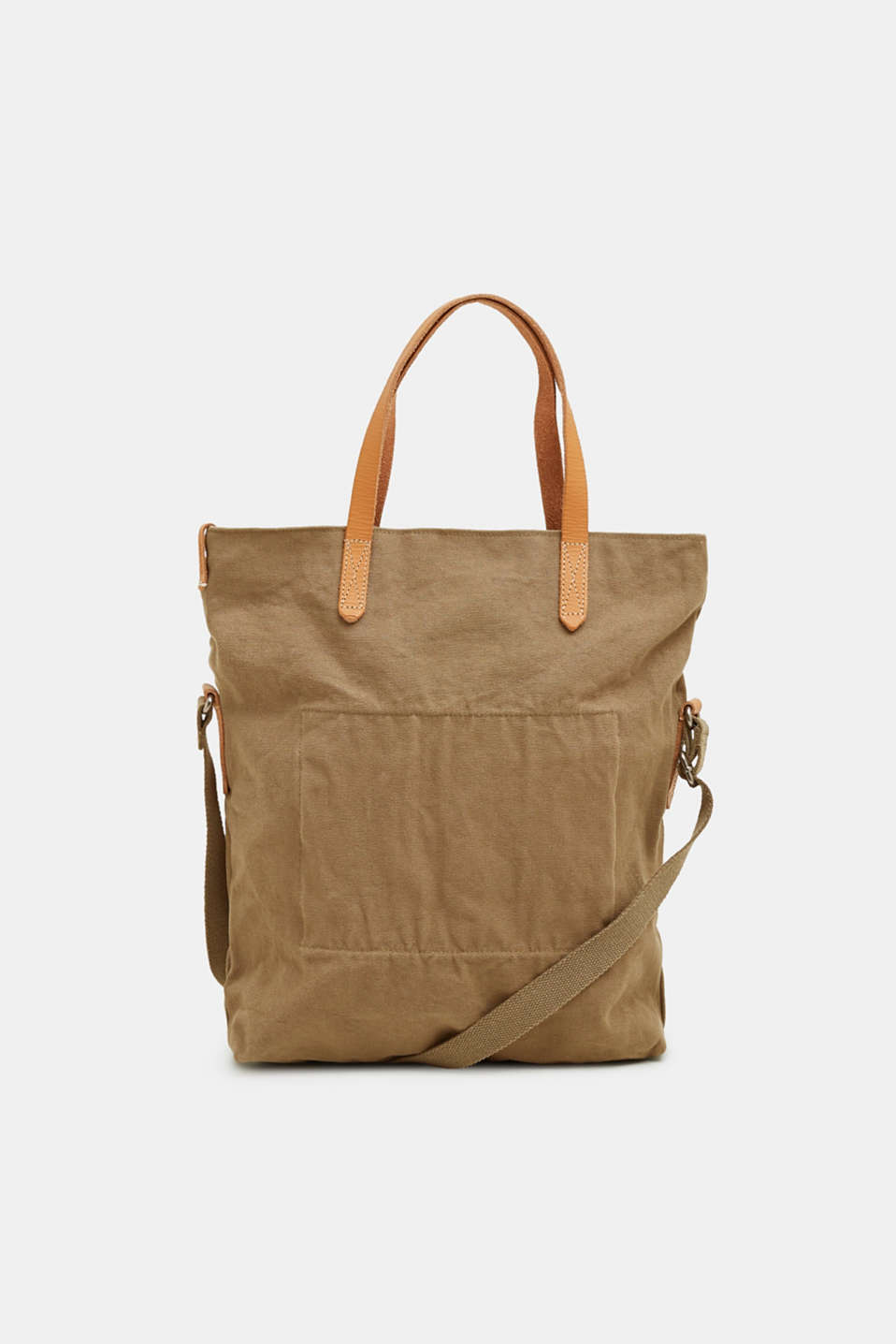 Esprit - Tote Bag aus Baumwoll-Canvas