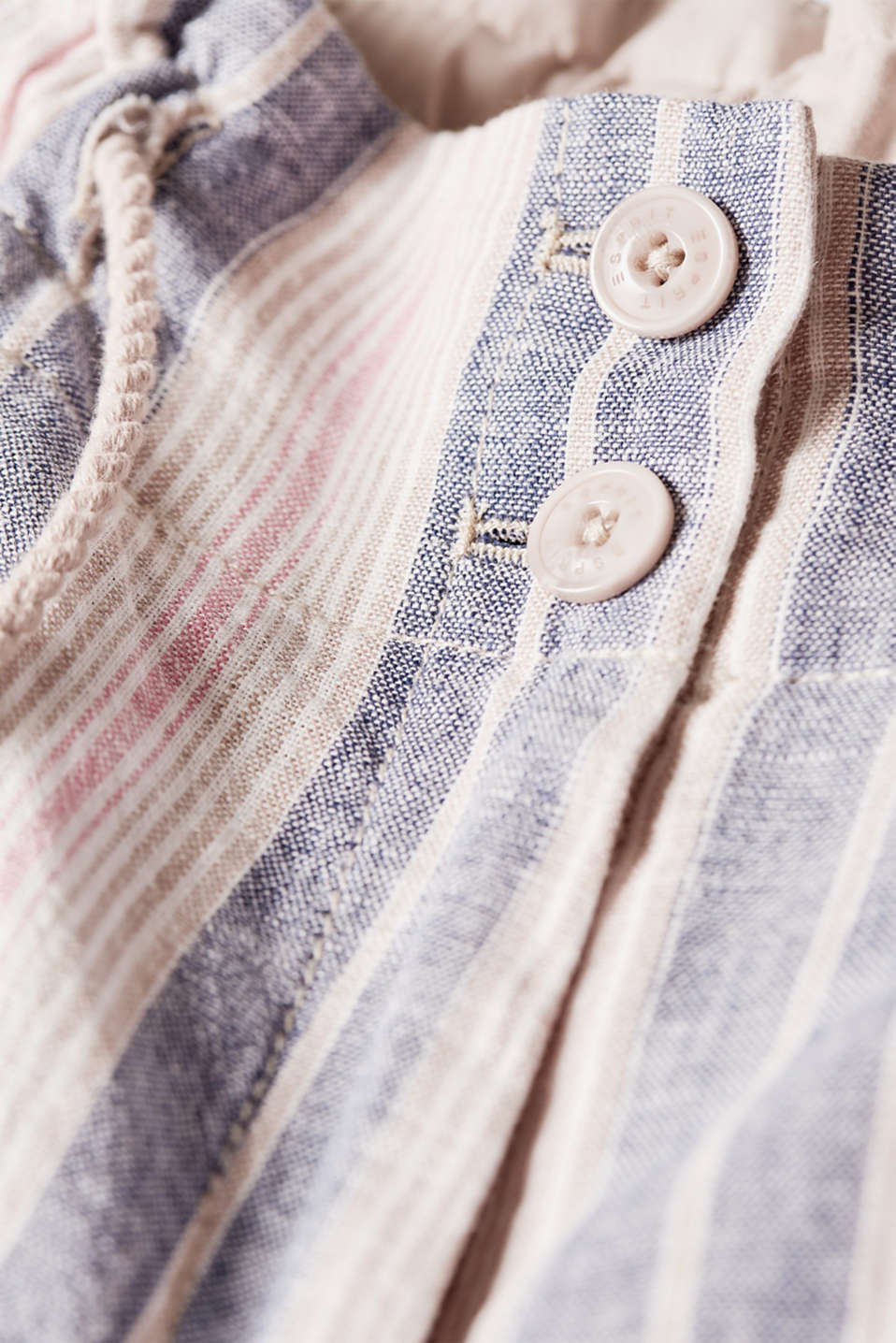 Pants woven, LIGHT BEIGE, detail image number 4