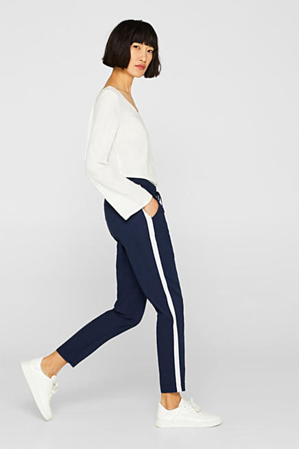 Skinny Joggingbroek Dames.Esprit Mode Voor Dames Heren Kinderen In De Online Shop Esprit