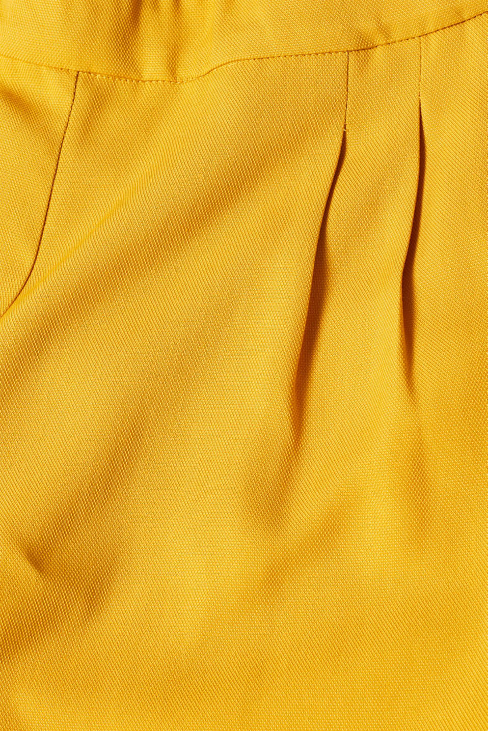 Pants woven, BRASS YELLOW, detail image number 4