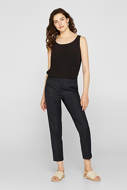 d4c213da2e1 Esprit: Soepele broeken en chino's voor dames | ESPRIT