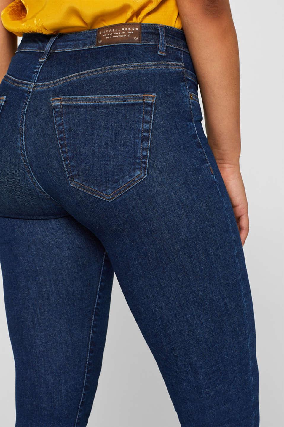 Pants denim, BLUE MEDIUM WASH, detail image number 2