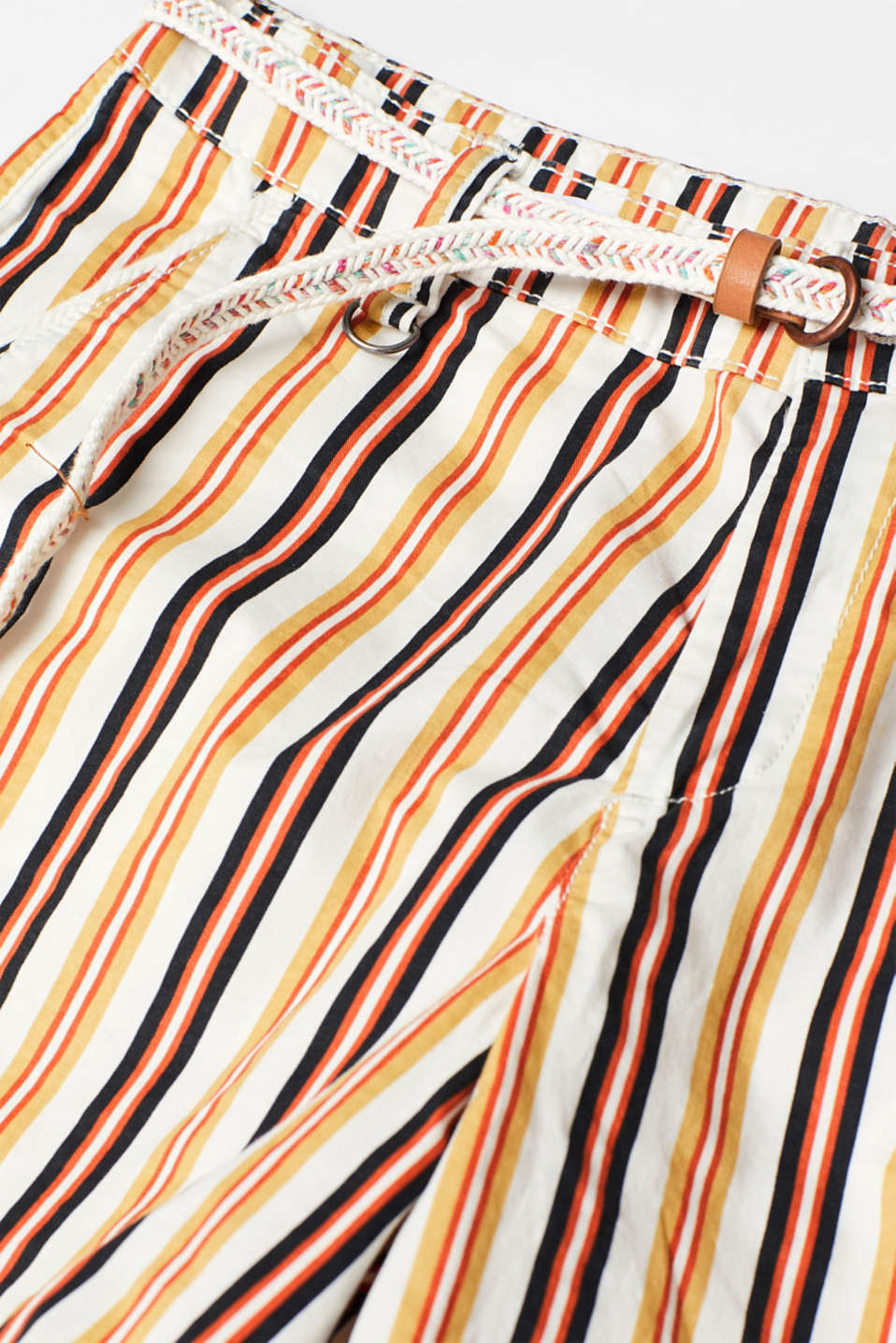 Shorts woven, OFF WHITE, detail image number 4