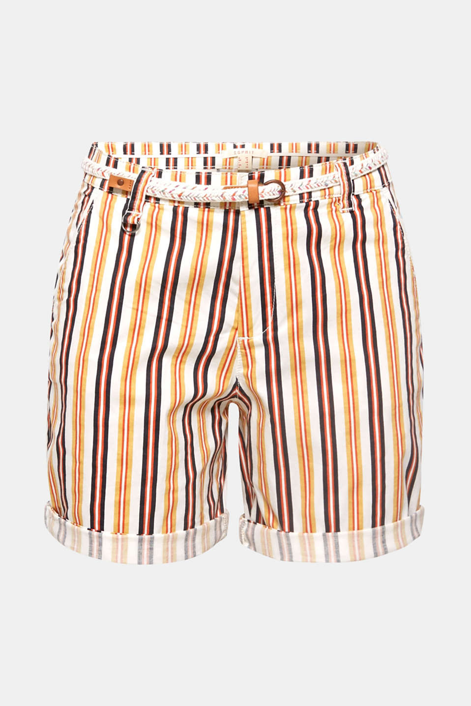 Shorts woven, OFF WHITE, detail image number 7