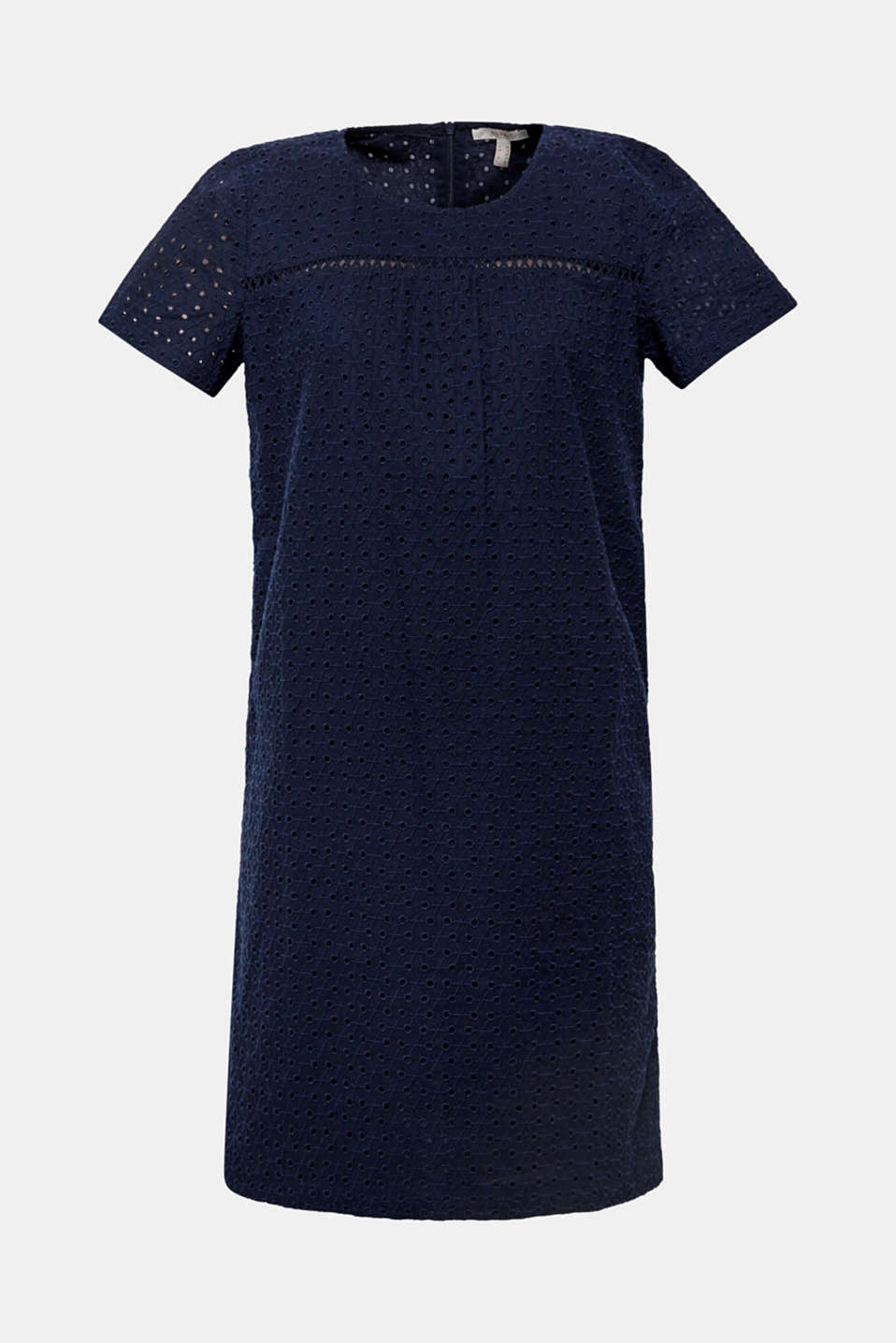 Dresses light woven, NAVY, detail image number 7