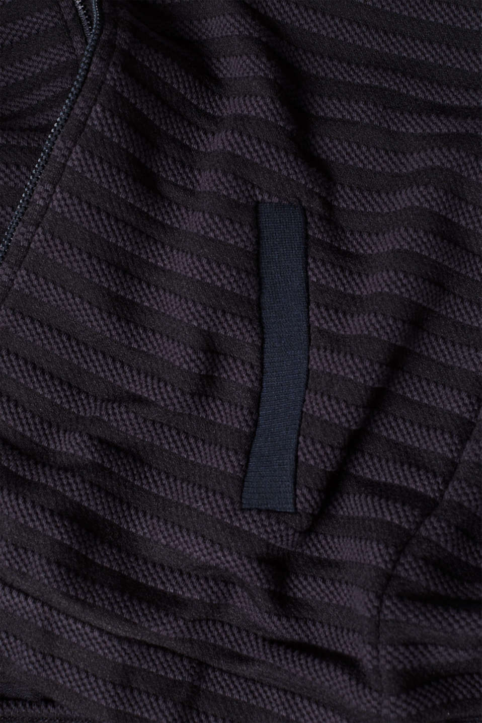 Jackets indoor knitted, NAVY 2, detail image number 4