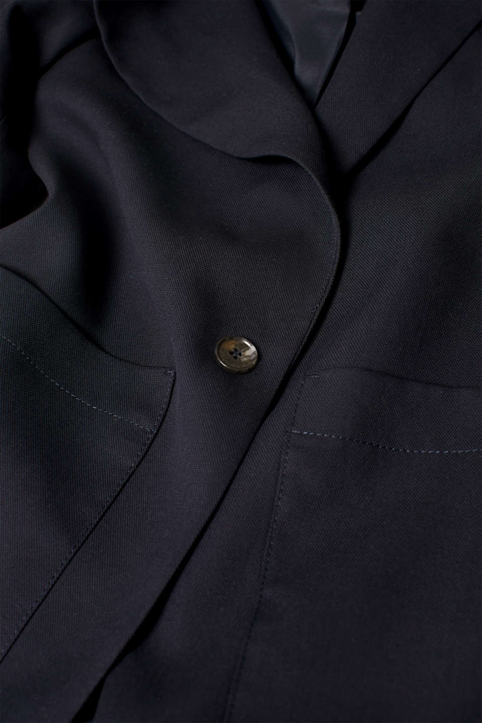 Blazers woven, NAVY, detail image number 4