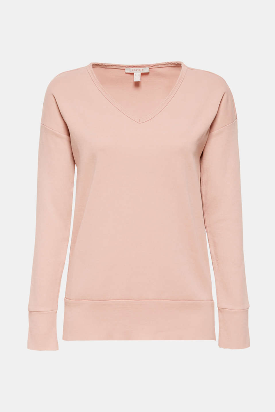 Sweatshirts, OLD PINK, detail image number 5