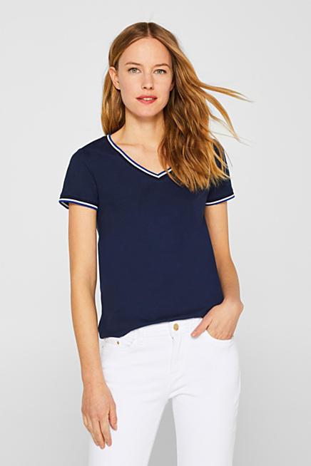 b4a30bf0e5e0dc Esprit  100% Baumwollshirts für Damen im Online Shop