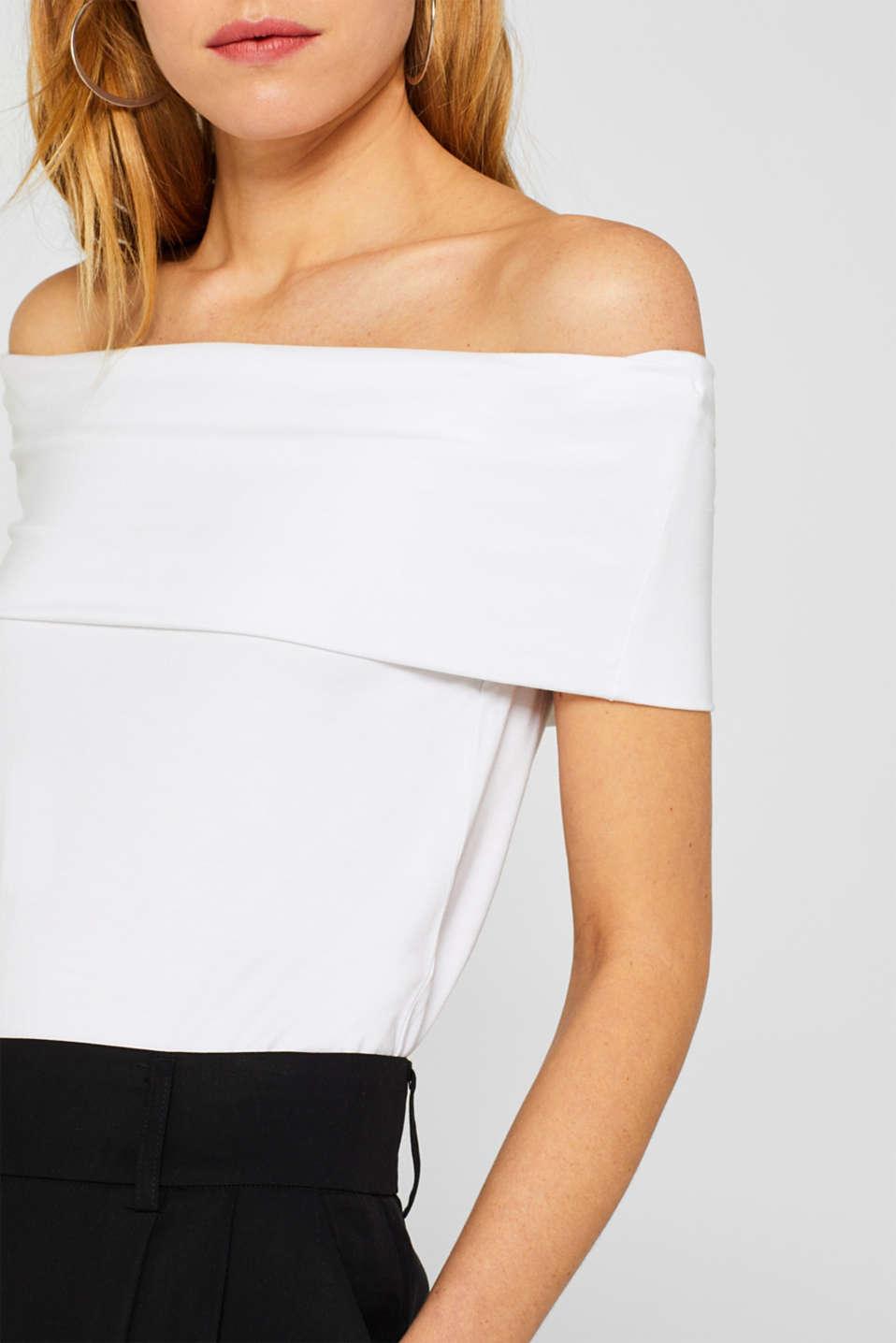 T-Shirts, WHITE, detail image number 2