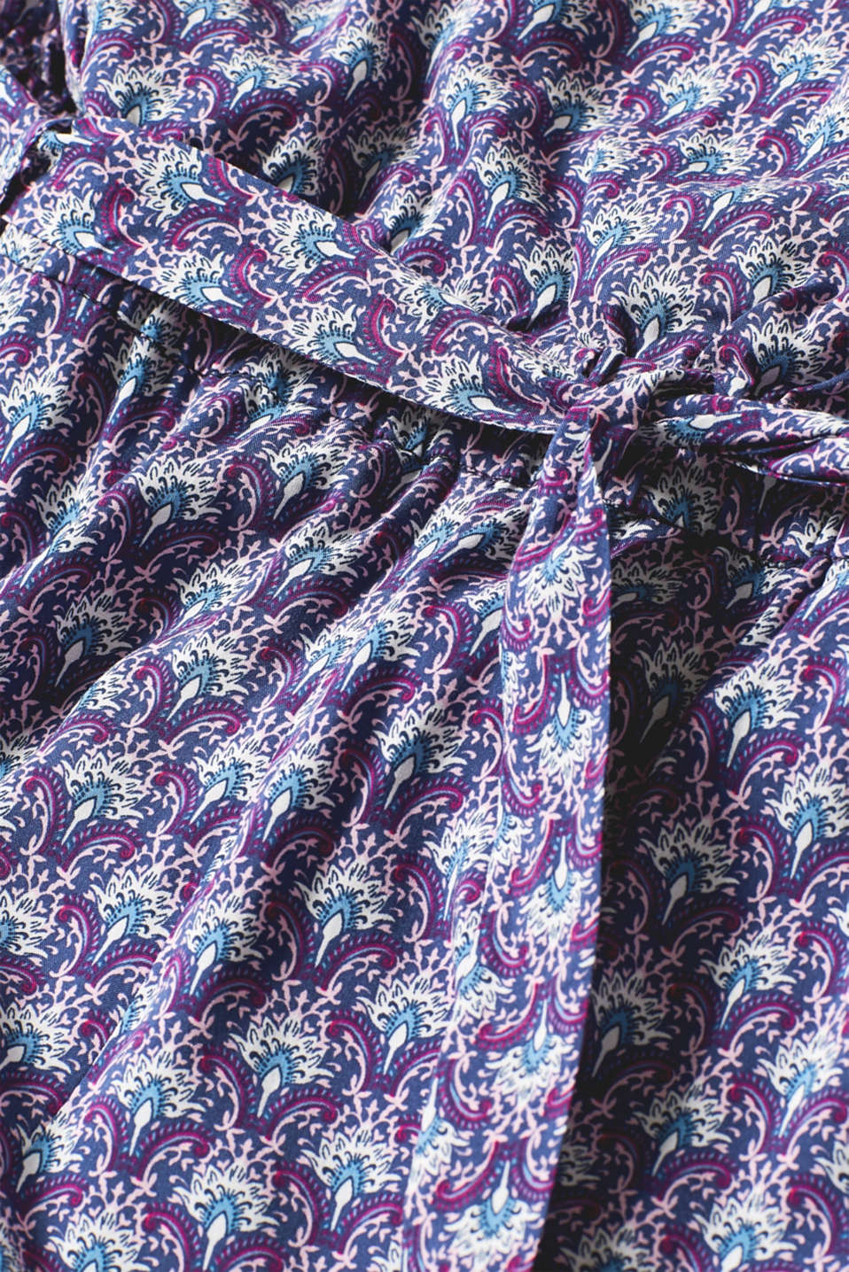 Overalls woven, NAVY, detail image number 4